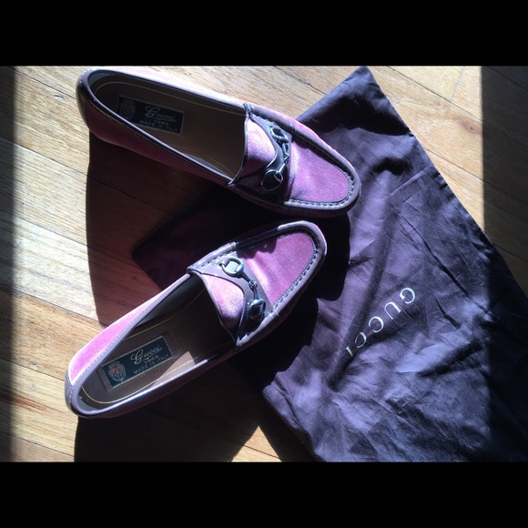 ad0485655 Gucci Shoes | Horsebit Velvet Loafers Size 37us 7 | Poshmark